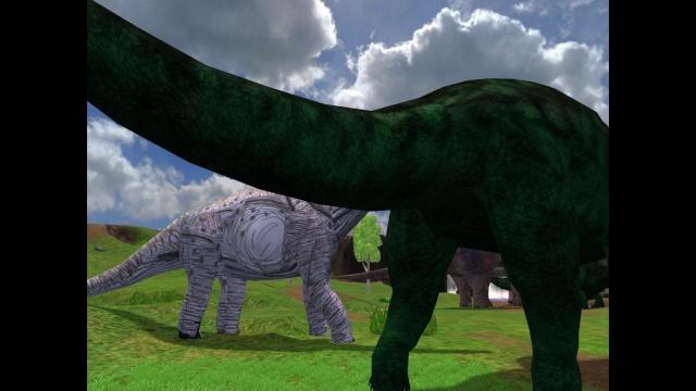 El Zoo Prehistorico Privado Pic5912