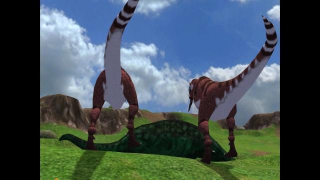 El Zoo Prehistorico Privado Pic6013