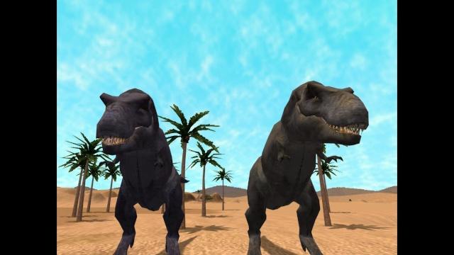El Zoo Prehistorico Privado Pic6112