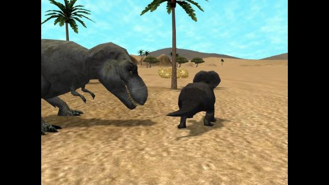 El Zoo Prehistorico Privado Pic6212