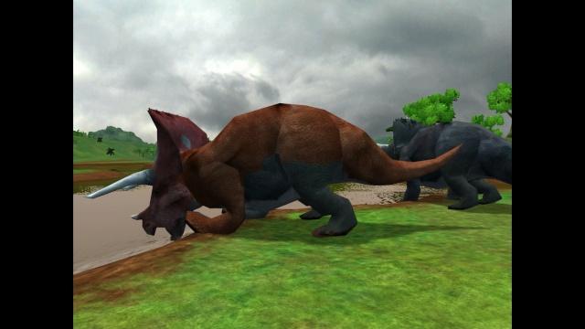 El Zoo Prehistorico Privado Pic6411