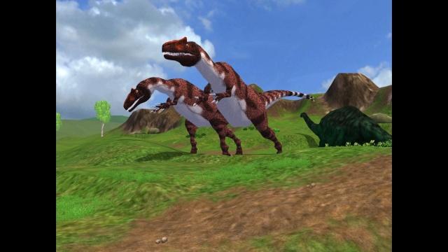 El Zoo Prehistorico Privado Pic6413