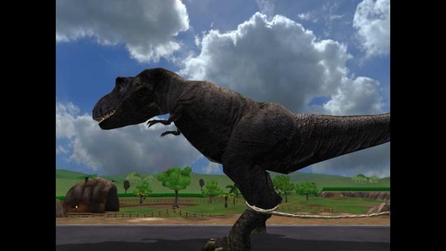 El Zoo Prehistorico Privado Pic6912
