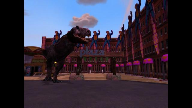 El Zoo Prehistorico Privado Pic7110