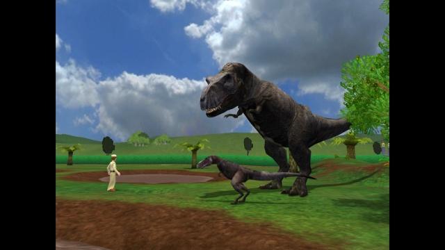 El Zoo Prehistorico Privado Pic7410