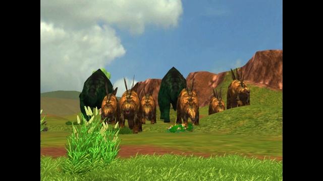 El Zoo Prehistorico Privado Pic7711