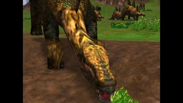 El Zoo Prehistorico Privado Pic7811