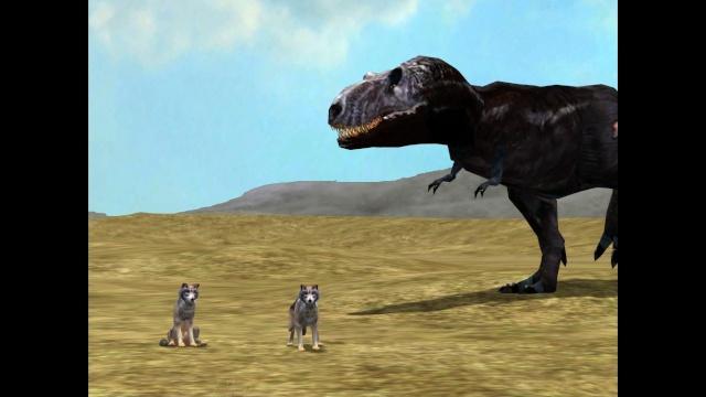 El Zoo Prehistorico Privado Pic7910