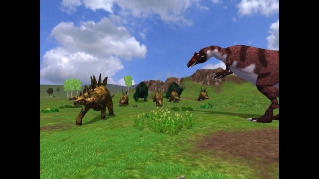 El Zoo Prehistorico Privado Pic8111