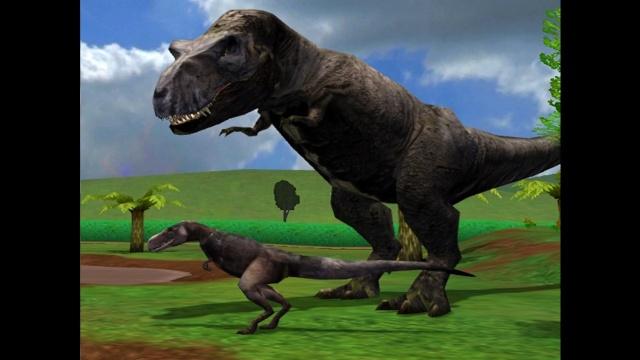El Zoo Prehistorico Privado Pic8710