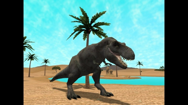 El Zoo Prehistorico Privado Tyrann10