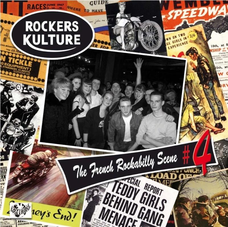 """Prochainement ...4 ème compilation """"Rockers Kulture & Sortie du CD des Ol' Bry  Pearl354"""