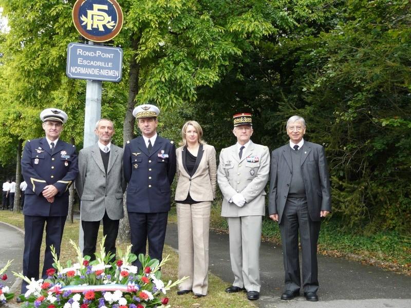 22/09/12, Inauguration d'un rd Pt Normandie-Niemen à Rennes P1050010