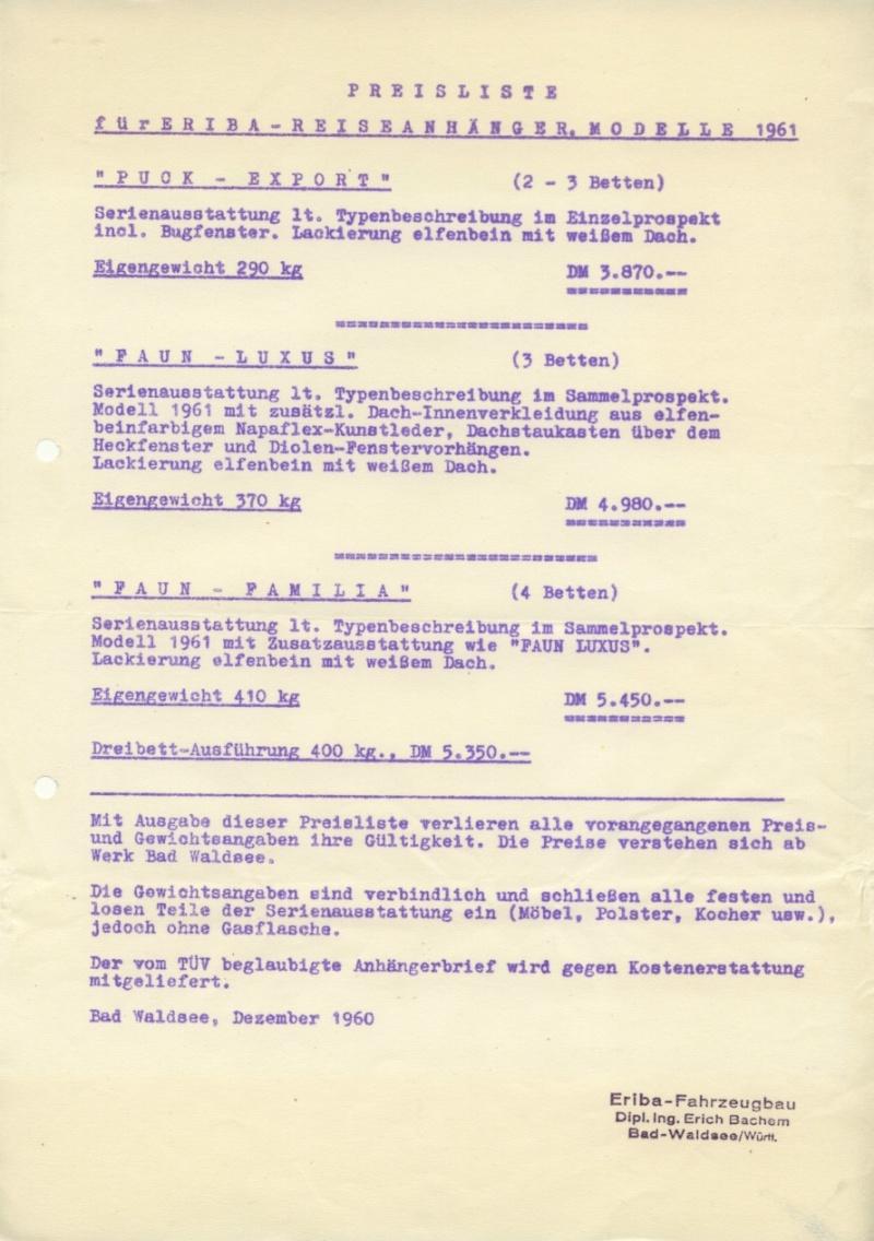 PUCK 1960 - Photos et restauration... Eriba_10