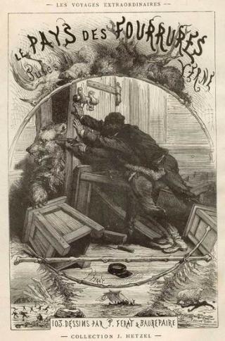 LE PAYS DES FOURRURES de Jules Verne 10fron10