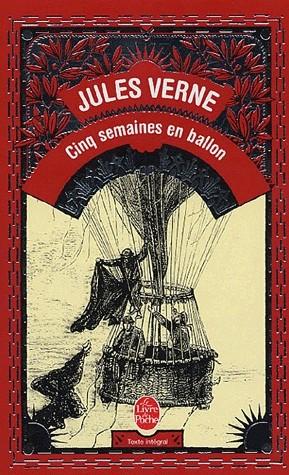 CINQ SEMAINES EN BALLON de Jules Verne 35550410