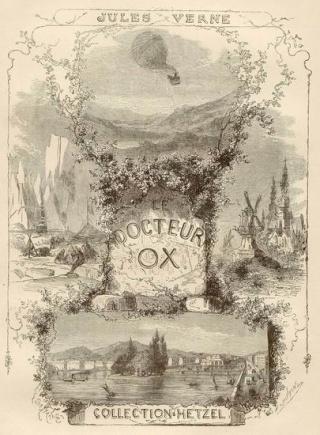 LE DOCTEUR OX de Jules Verne Gravur12