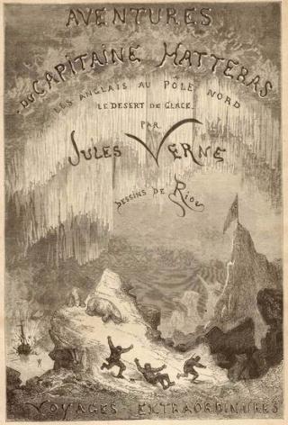 VOYAGES ET AVENTURES DU CAPITAINE HATTERAS de Jules Verne Gravur14