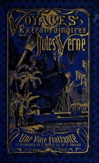 UNE VILLE FLOTTANTE de Jules Verne Page1-10