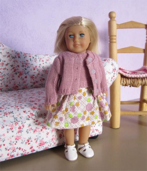 Mini american girl Kit110