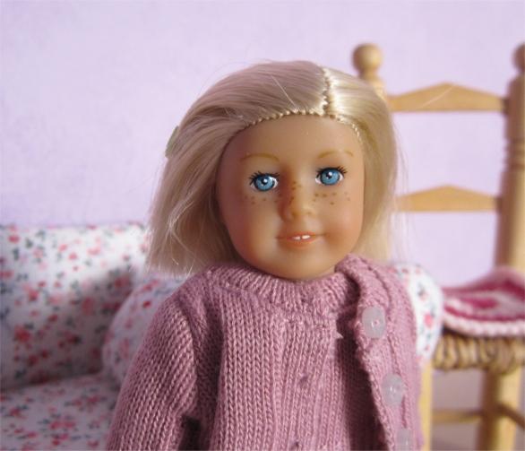 Mini american girl Kit210