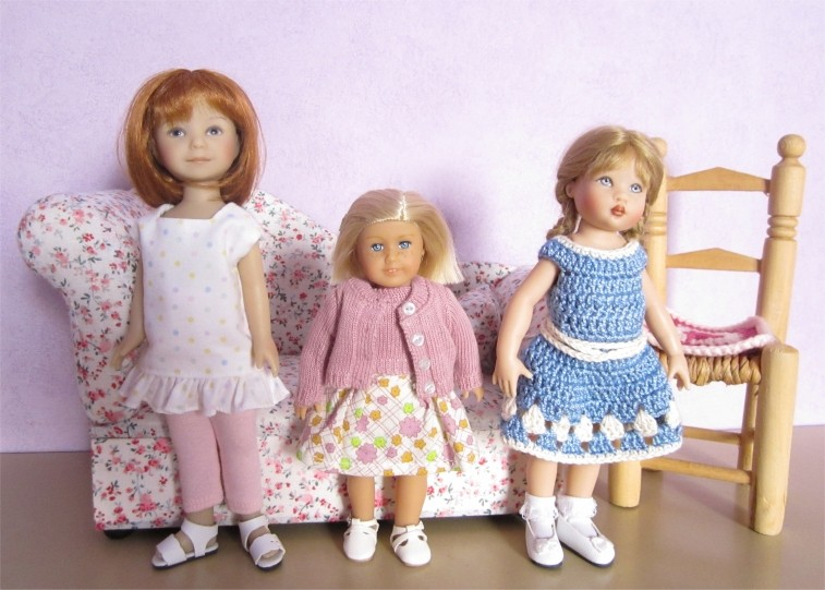 Mini american girl Kit310