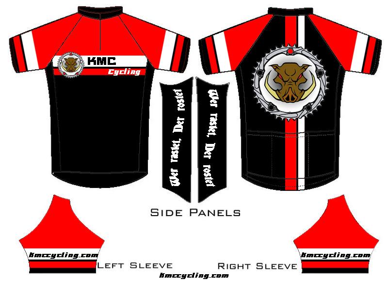 KMC Cycling Team Store - Voler Ds2_pr12