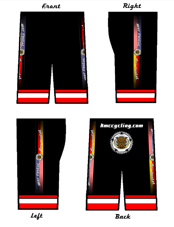 KMC Cycling Team Store - Voler - Page 4 Short110