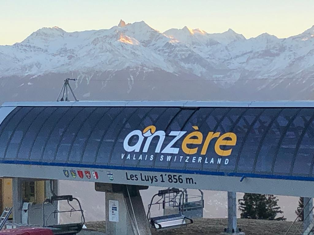 Construction TSD4 | Les Luys - Pas de Maimbré | Anzère ( Suisse ) 12727810