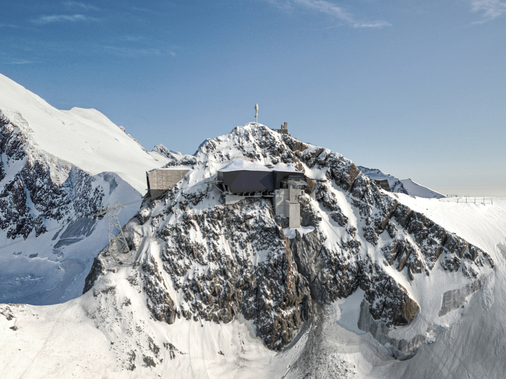 Construction 3S Matterhorn Glacier Ride 2 (2020/2021) Matter10