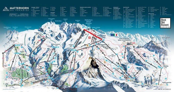 Construction 3S Matterhorn Glacier Ride 2 (2020/2021) Winter10
