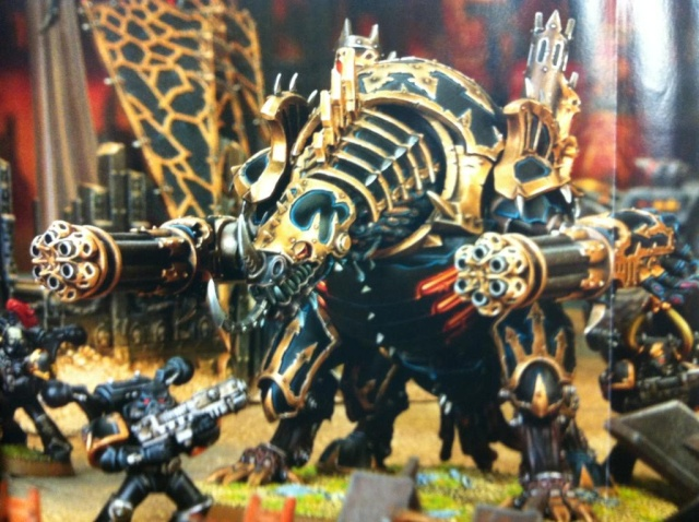 Space Marines du Chaos Demon10