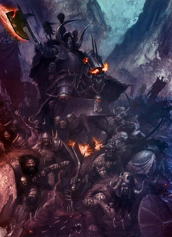Rumeurs guerriers du chaos en novembre Towarb10