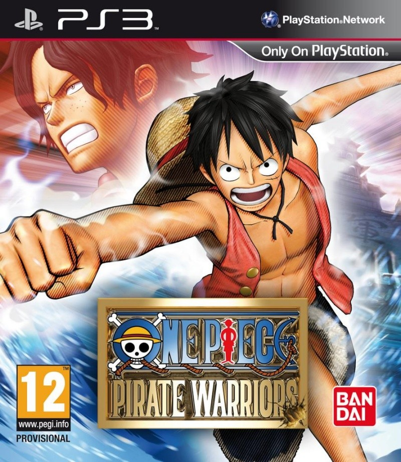 [PS3] One Piece Pirate warriors One-pi10