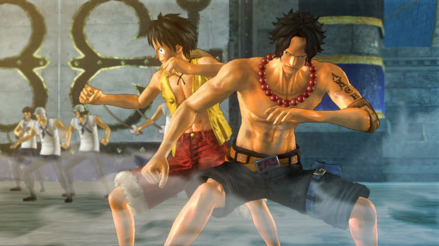 [PS3] One Piece Pirate warriors One-pi11