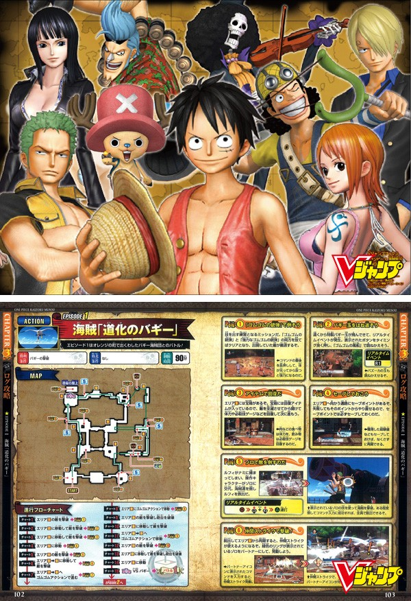 [PS3] One Piece Pirate warriors Pirate10