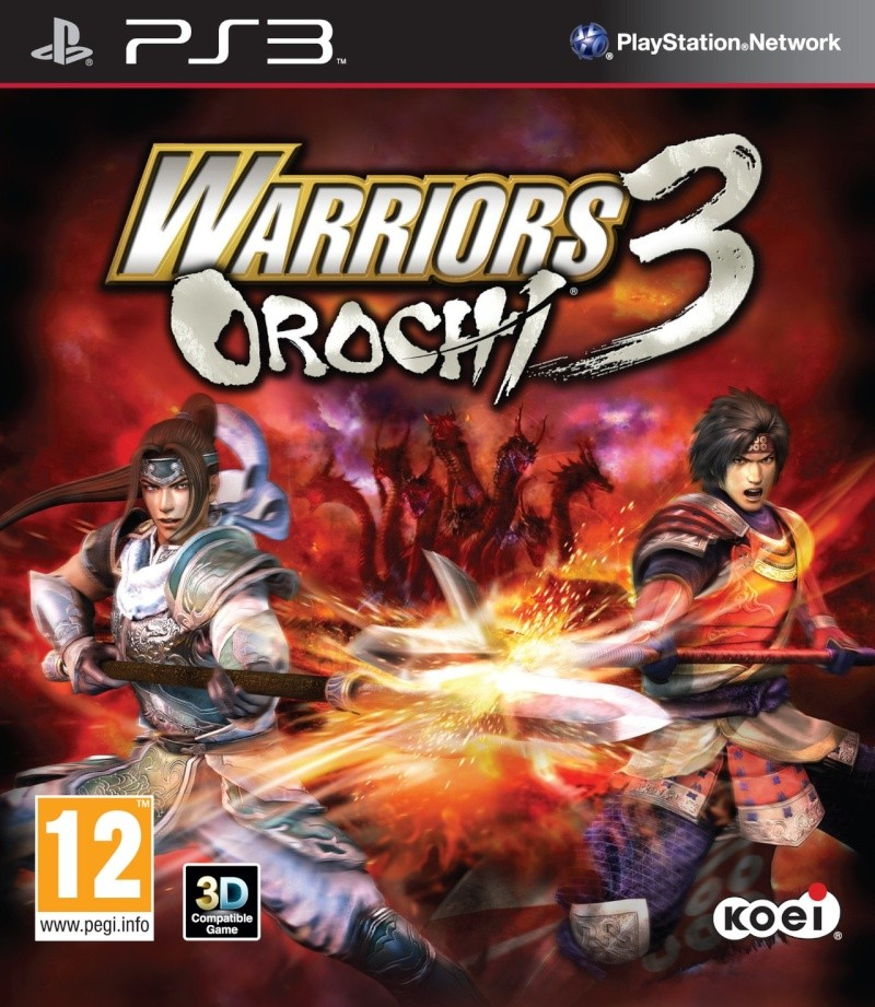 Warrior's Ororchi 3 Warrio10