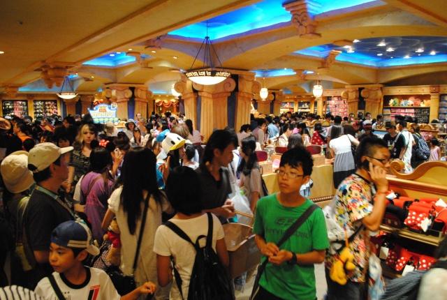[TR] Journée à Tokyo DisneySea - 9 août 2012 Dsc_0521
