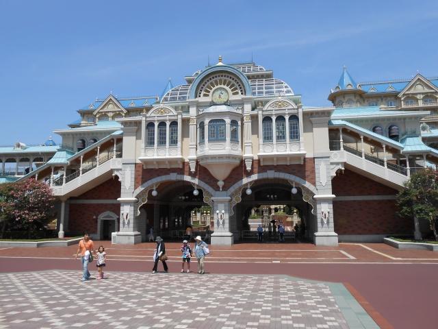 [TR] Journée à Tokyo DisneySea - 9 août 2012 Dscn1116