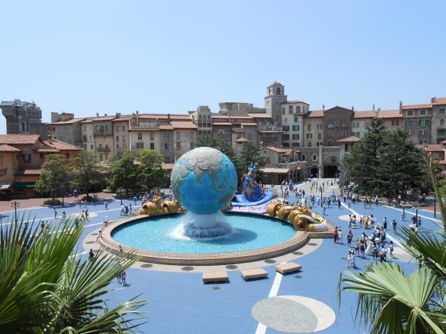 [TR] Journée à Tokyo DisneySea - 9 août 2012 Dscn1117