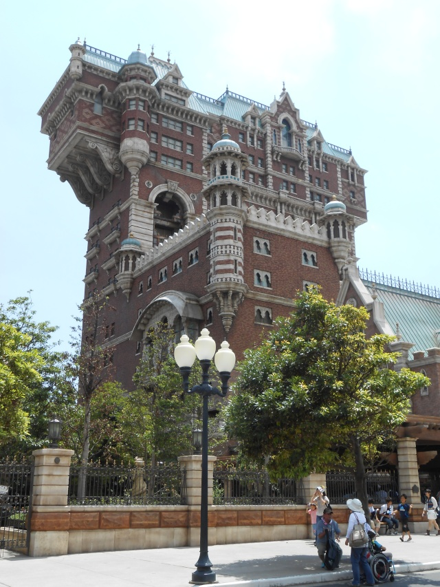 [TR] Journée à Tokyo DisneySea - 9 août 2012 Dscn1122