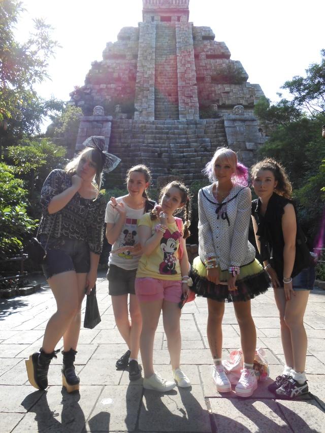 [TR] Journée à Tokyo DisneySea - 9 août 2012 Dscn1214
