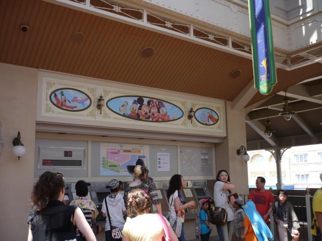 [TR] Journée à Tokyo DisneySea - 9 août 2012 P1040510
