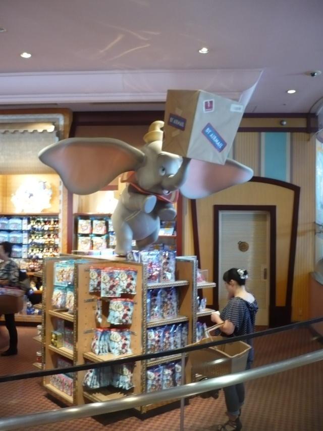 [TR] Journée à Tokyo DisneySea - 9 août 2012 P1040521