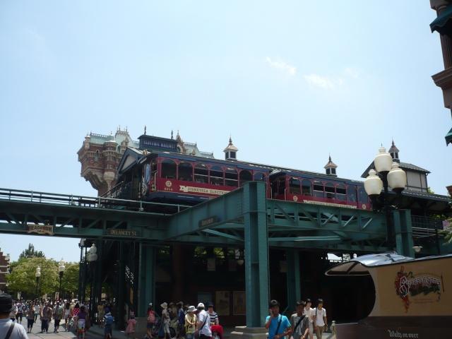 [TR] Journée à Tokyo DisneySea - 9 août 2012 P1040623