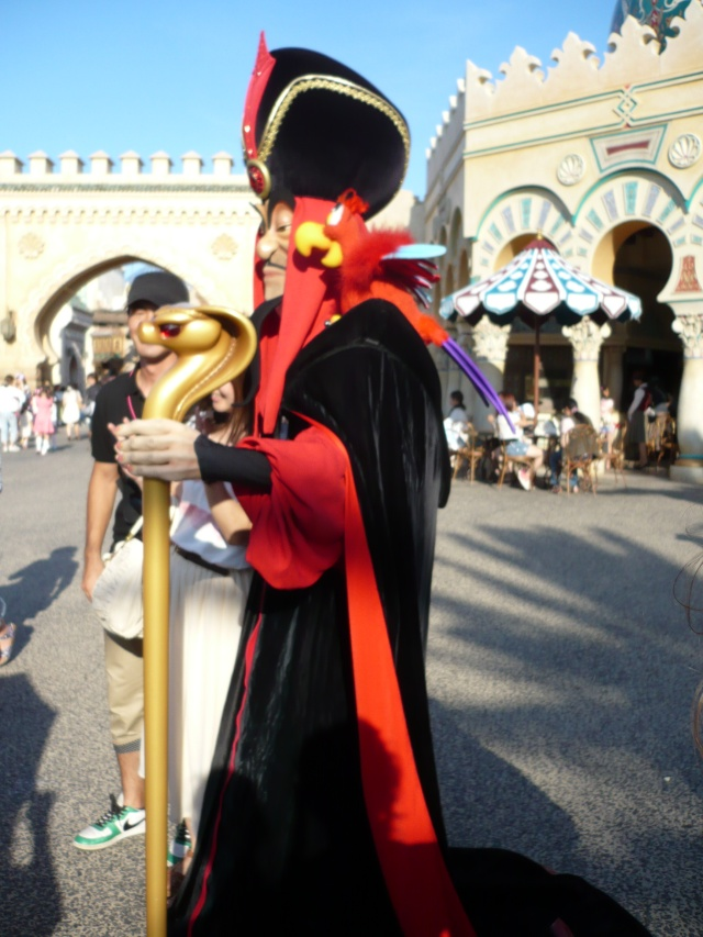 [TR] Journée à Tokyo DisneySea - 9 août 2012 P1040629
