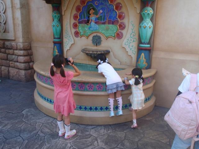 [TR] Journée à Tokyo DisneySea - 9 août 2012 P8093610