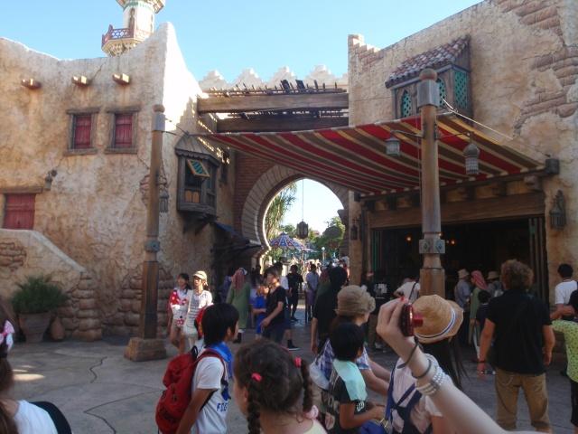 [TR] Journée à Tokyo DisneySea - 9 août 2012 P8093611