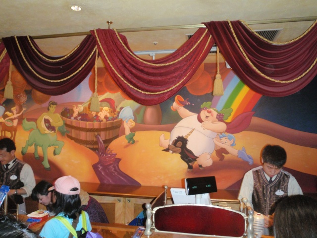 [TR] Journée à Tokyo DisneySea - 9 août 2012 P8093629