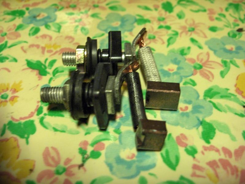 K100 Starter Brush Set only has one brush! Hpim0913